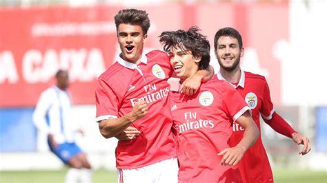 CRÓNICA SL Benfica FC Porto Juniores Futebol   SL Benfica