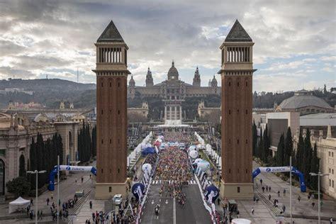 Crónica Zurich Marató Barcelona 2018   Running