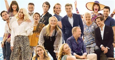 Crónicas de cine: Mamma Mia! Vamos otra vez