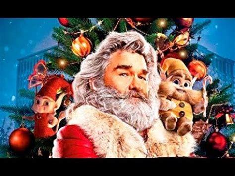 Crónicas De Navidad  Trailer español    YouTube