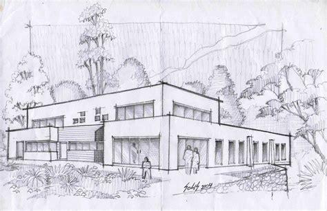 Croquis a todo nivel : Perspectivas arquitectonicas a lapiz