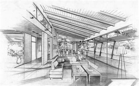 croquis&perspectivas: Interiores