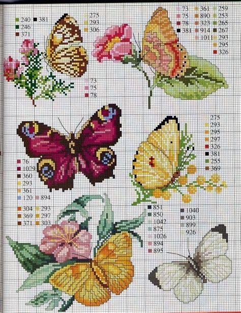 Cross Stitch Patterns Free | Cross stitch flowers ...