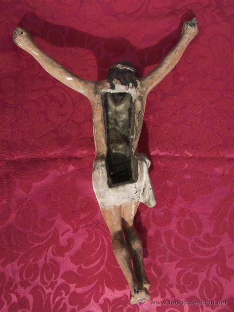 crucificado de calamina por seco velasco de sev   Comprar ...