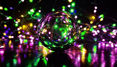 Crystal Ball Photography 4K Wallpaper | HD Wallpaper ...