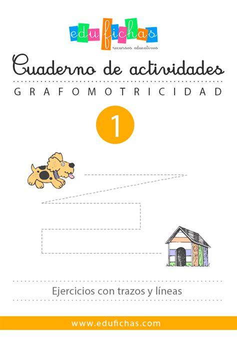 Cuadernillo de Grafomotricidad 1 | Descargar PDF para Niños