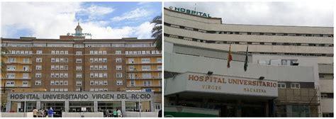 Cuaderno de bitácora: Fusión de Hospitales en Sevilla