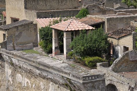 Cuaderno de viajes: Pompeya y Herculano
