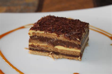 Cuadernos de cocina: Clásica de galletas y flan con chocolate