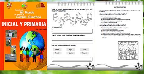 Cuadernos de trabajo para Inicial y Primaria   Cambio ...