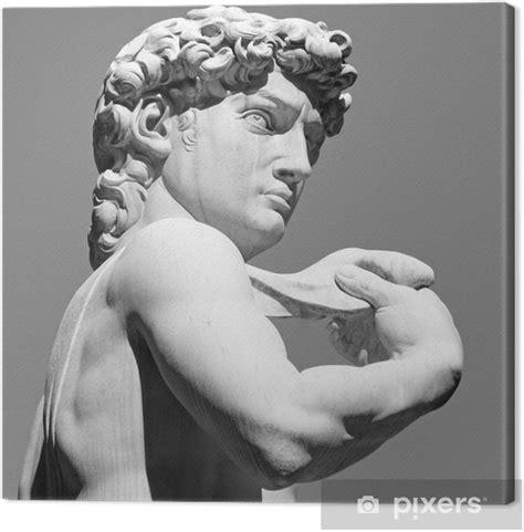 Cuadro en Lienzo David de Miguel Ángel   famosa escultura ...