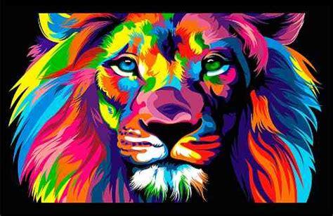 Cuadros Coloridos Lienzo Lienzografias 60x90 Impresión ...