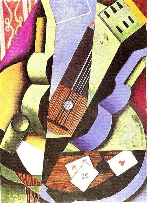 Cuadros de Juan Gris. Cubismo del siglo XX >> Repro Arte