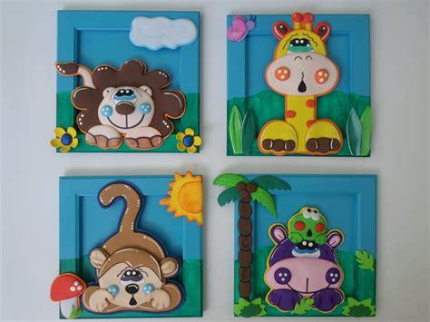 Cuadros Decorativos De Animales   $ 25.000 en Mercado Libre