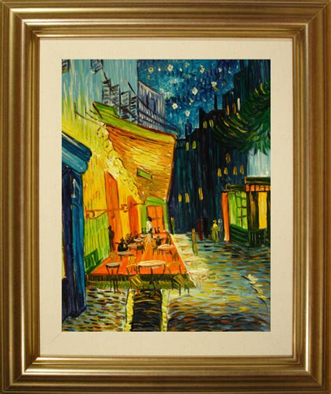 Cuadros famosos, Cuadros de Van Gogh con marco dorado ...