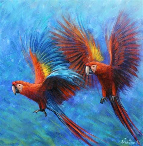 Cuadros Modernos Pinturas y Dibujos : Cuadros De Pájaros ...