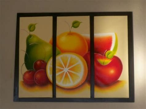 cuadros para la cocina con frutas | Cuadros para cocina ...