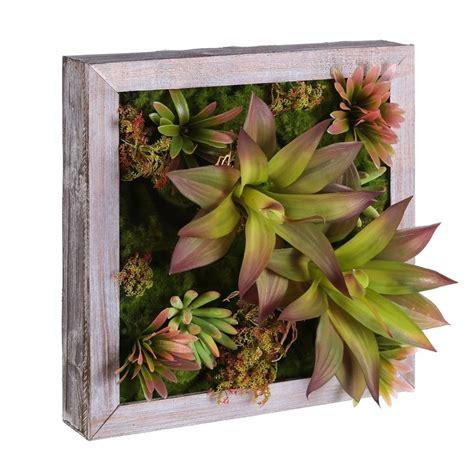 Cuadros vegetales para crear un jardín vertical en la # ...