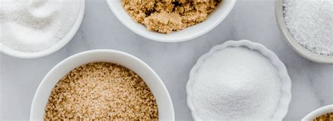 ¿Cual azúcar es mejor?   Abrahamson Center