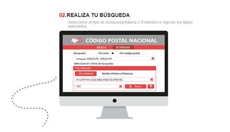 ¿Cuál el Código Postal de Lima, Callao y todo el Perú ...
