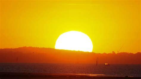 ¿Cuál es el secreto de un amanecer perfecto?   BBC Mundo
