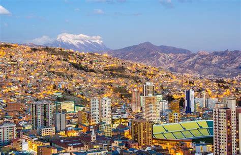 ¿Cuál es la capital de Bolivia Sucre o La Paz?