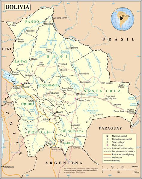 ¿Cuál es la verdadera capital de Bolivia, Sucre o La Paz ...