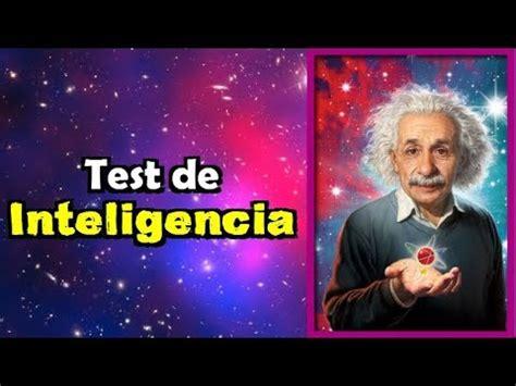 ¿Cuál es tu coeficiente intelectual? • Test CI   YouTube