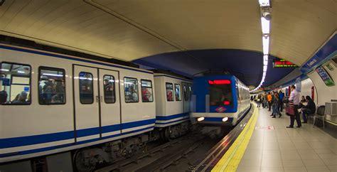 ¿Cuál estación del Metro de Madrid tiene el mayor ...