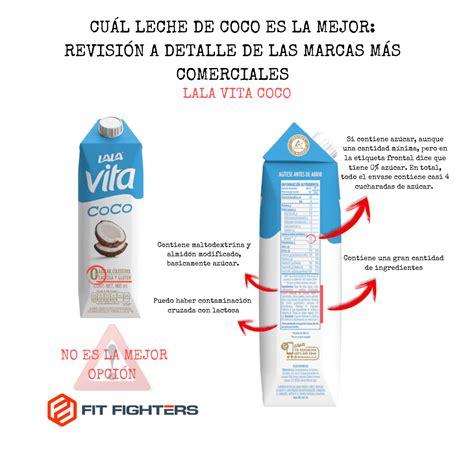 Cuál Leche De Coco Es La Mejor: Revisión A Detalle De Las ...