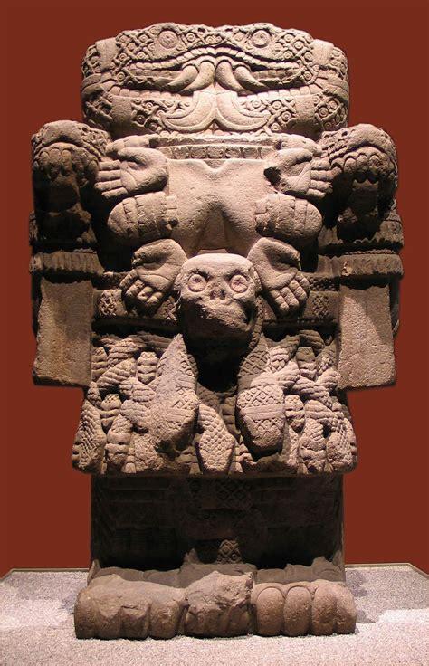 ¿Cuáles eran las deidades de los mexicas y cómo lucían?