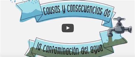 ¿Cuáles son las causas principales de la contaminación del ...