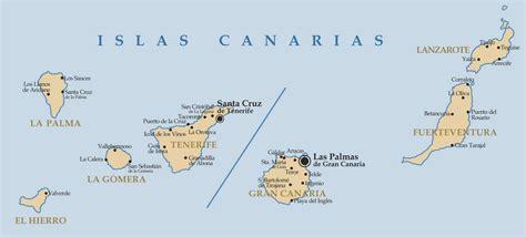 Cuales son las Islas Canarias