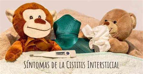 ¿Cuáles son los síntomas de la Cistitis Intersticial?