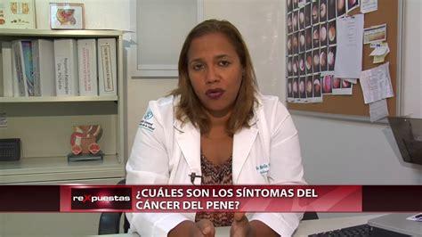¿Cuáles son los síntomas del cáncer de pene?   YouTube