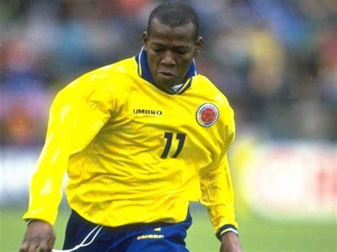 Cuando Faustino Asprilla marcó un triplete ante Chile ...