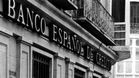 Cuando los bancos creaban en España una sucursal cada ocho ...