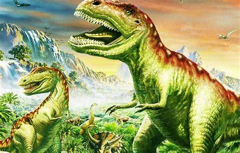 Cuándo vivieron los dinosaurios – Sooluciona