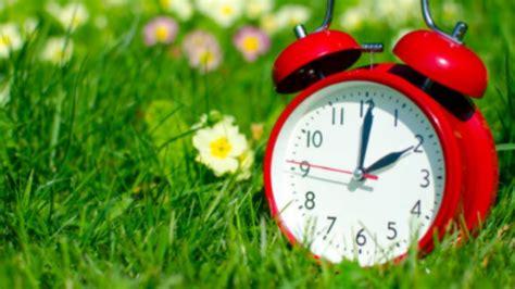 ¿Cuándo y a qué hora inicia el horario de verano 2021 ...