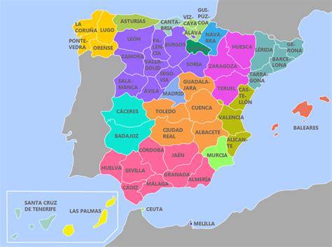 Cuantas provincias tiene España   Ara blog