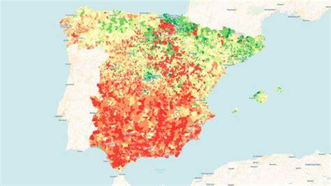 ¿Cuánto dinero gana tu vecino? El mapa de la renta en ...