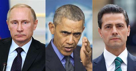 ¿Cuánto ganan los principales líderes mundiales? | EL DEBATE