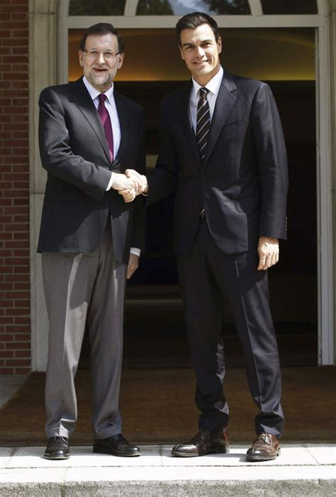 ¿Cuánto mide Mariano Rajoy?   Real height