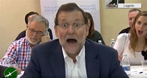 Cuanto peor, mejor para todos : Rajoy protagoniza la ...