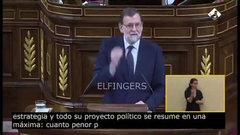 CUANTO PEOR PARA TODOS MEJOR REMIX RAP   MARIANO RAJOY ...
