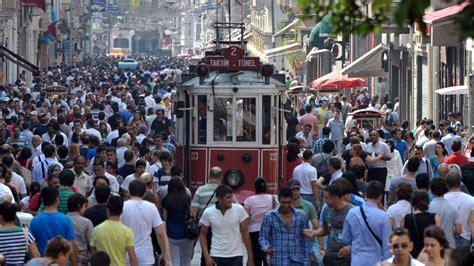 ¿Cuántos habitantes tiene Turquía?   TRT Español