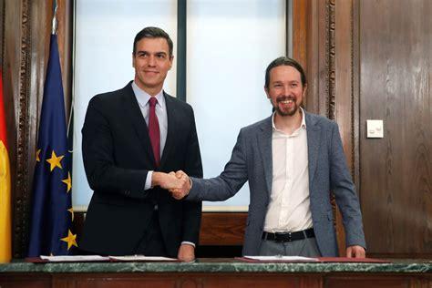 ¿Cuántos ministros tiene el Gobierno de España?