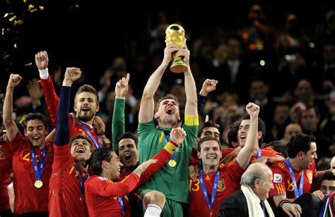 ¿Cuántos mundiales de fútbol ganó España? ️ » Respuestas.tips