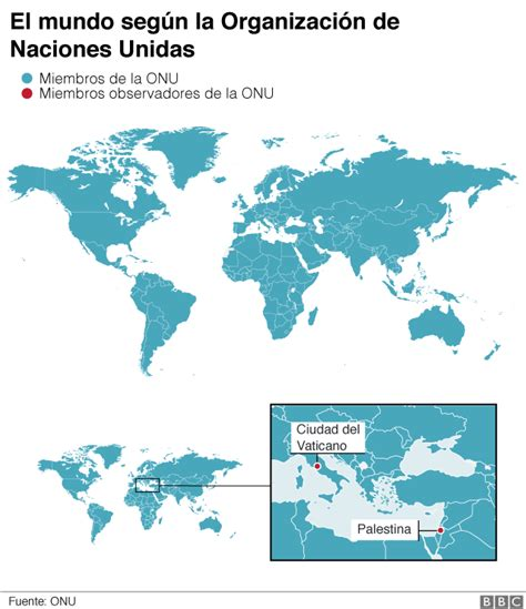 ¿Cuántos países existen y por qué es tan difícil responder ...