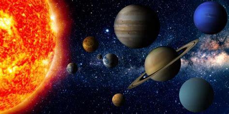 Cuántos planetas hay en el Sistema Solar, universo y Vía ...